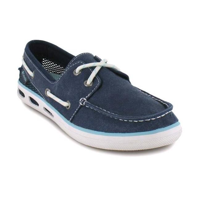 Chaussures bateau Vulc N Vent Boat Canvas