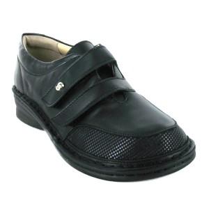 FEMME chaussures velcro femmes S165