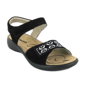 1b591e099ade64 Chaussures velcro confort pour Femme - C-Confort