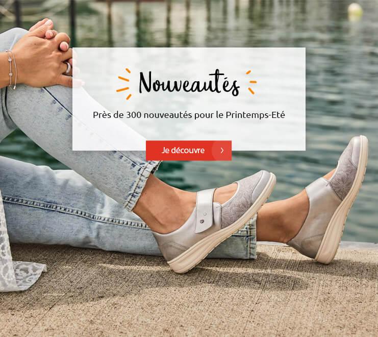 80e01b118d1 Spécialiste des chaussures confort - C-Confort